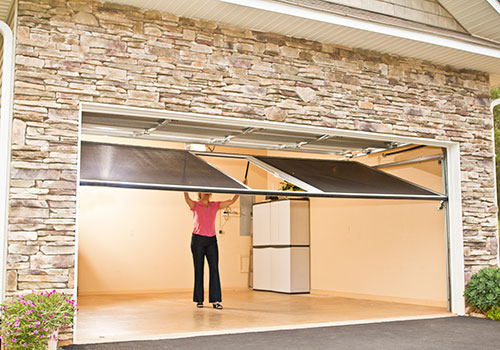 convert a garage into living space