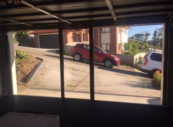 converting a garage to living space